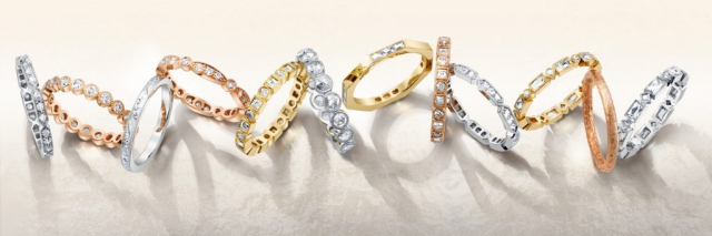 Wedding Band ad, Ring ad, Beautiful, Gold, creative jewelry ad, jewelry ad