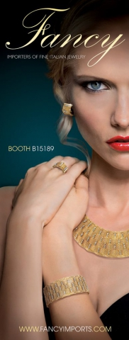trade show ad, jewelry, model, advertising, bracelet, necklace, earring, dark, beautiful, jewelry ad, creative jewelry ad