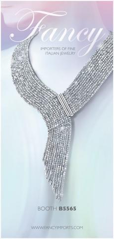 trade show ad, jewelry, necklace, beautiful, jewelry ad, creative jewelry ad