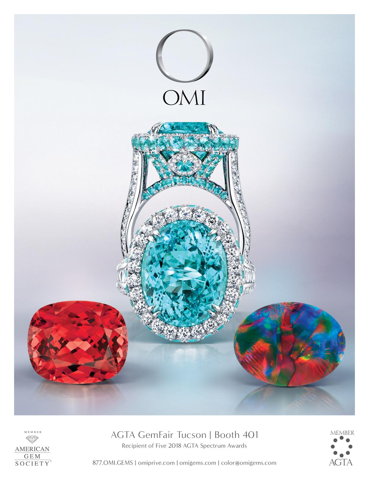 beautiful, paraiba, opal, tourmaline, print ad, jewelry ad, ring ad, creative jewelry ad