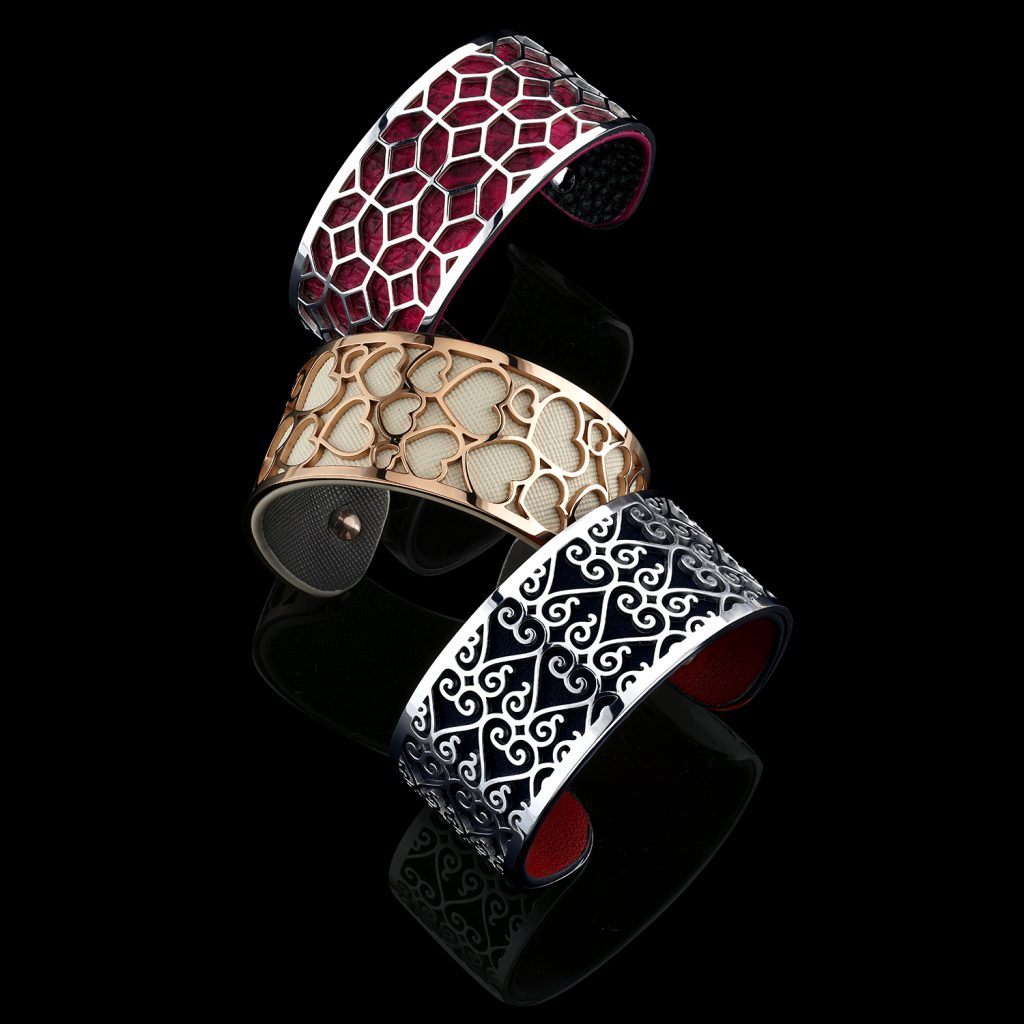 bangle, silver, gold, jewelry photography